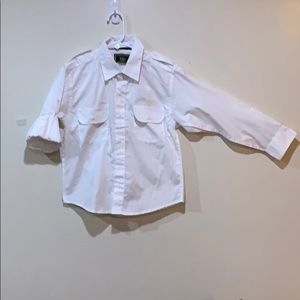Boys Club button-up shirts with roll up sleeve